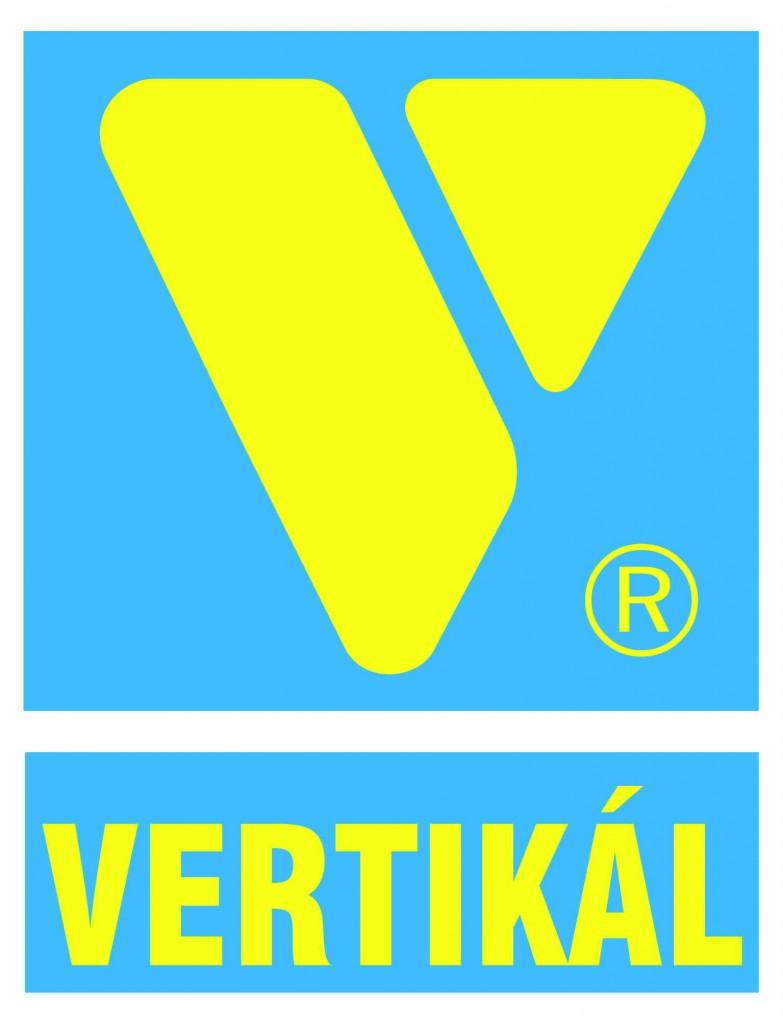 A Vertikál logója.