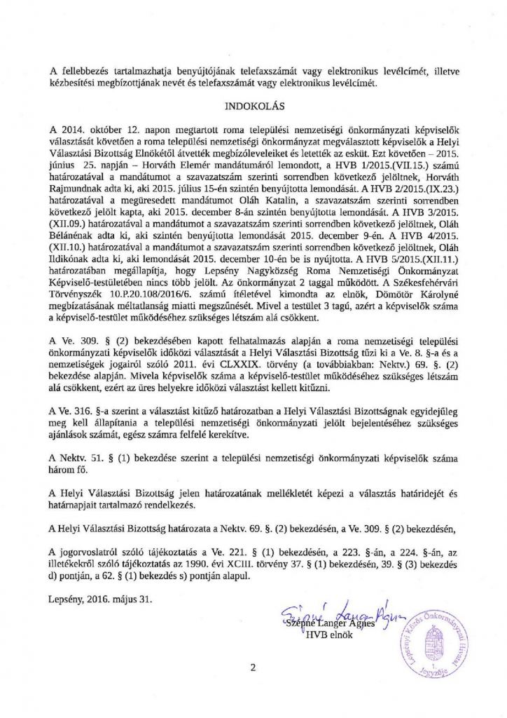 HVB határozat-2