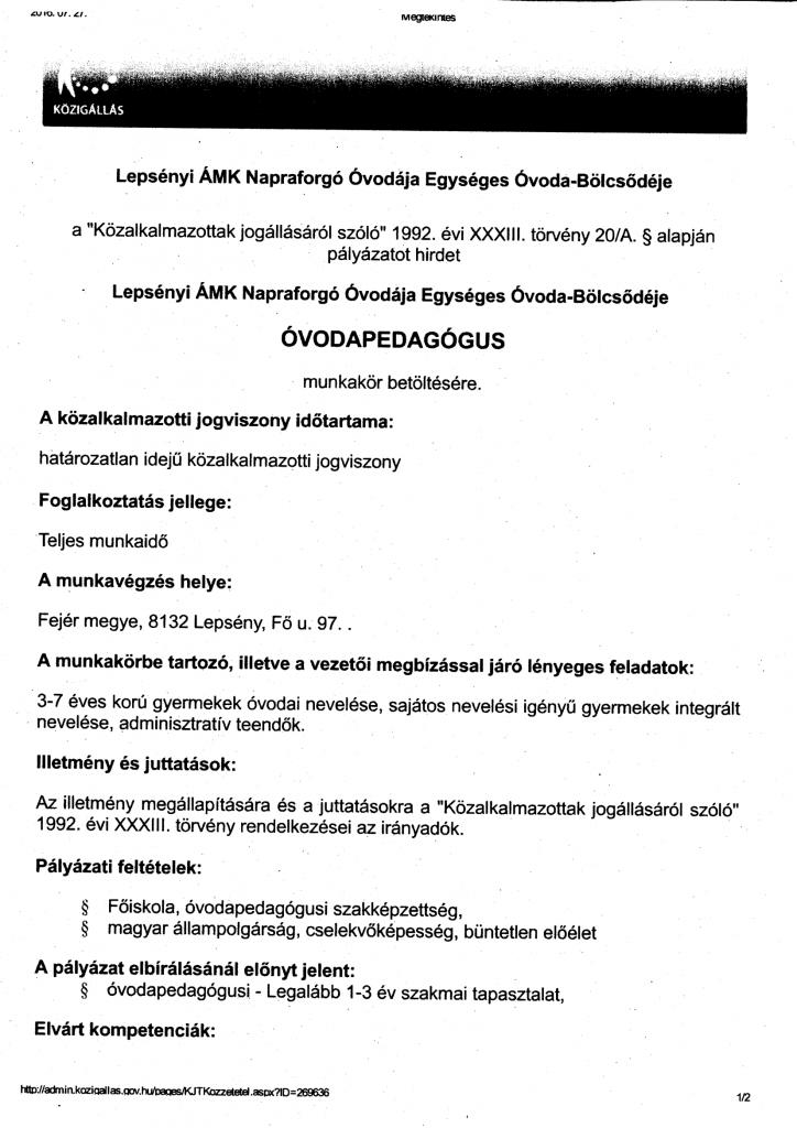 Óvodapedagógusi pályázat-1