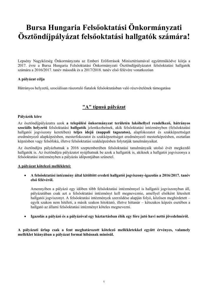 bursa-palyazati-kiiras-2016-1