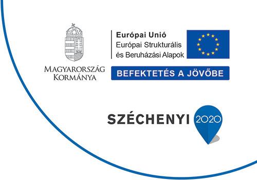 Széchenyi 2020 - Európai Strukturális és Beruházási Alapok infóblokk