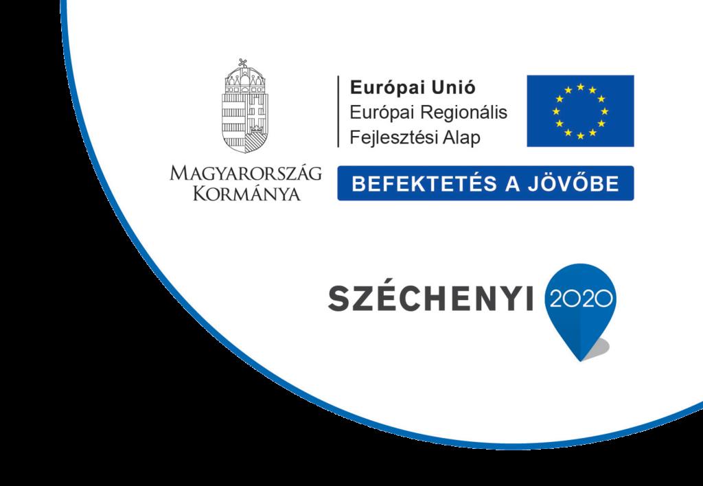 EU Európai Regionális Fejlesztési Alap infóblokkja
