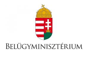 Belügyminisztérium logo